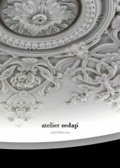 """Atelier Sedap<p style=""""display: none;"""">high-end Hea kvaliteedi- ja hinna suhtega pärlid Stukkdekooriga valgustid Laste peidetud uputatud ornamentidega kipskuplid kipsivormid kipsprofiilid kipsiprofiilid valguskardin ornamentidega ornamendiga karniis rgb rippuvad tähed pärlid prantsuse prantsusmaa france arhitektuurne high end kvaliteetne allavalgustid downlightid eksklusiivne disain IP65 IP54</p>"""